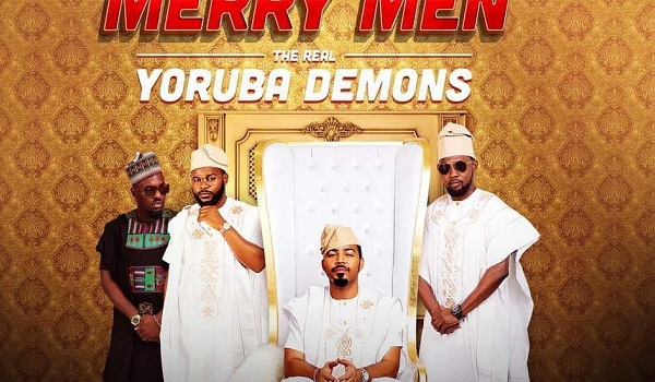 Merry Men The Real Yoruba Demons