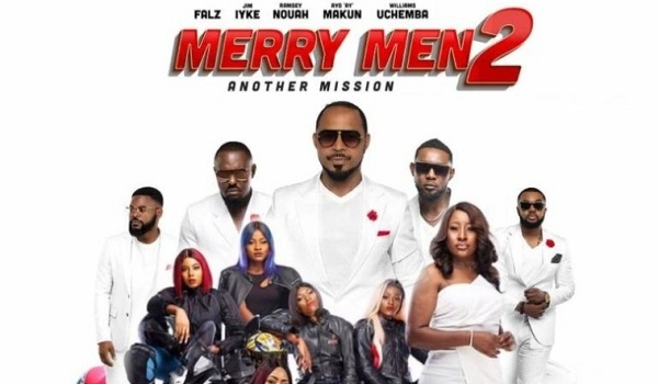 Merry Men 2 movie review with female riders