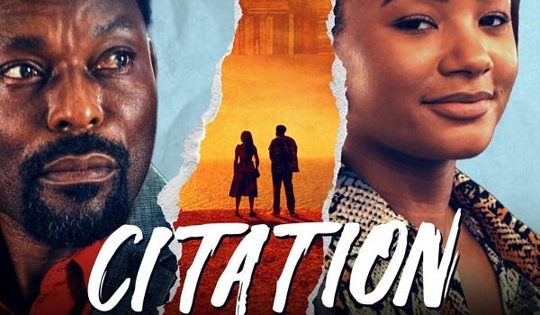 Citation Nigerian movie on Netflix