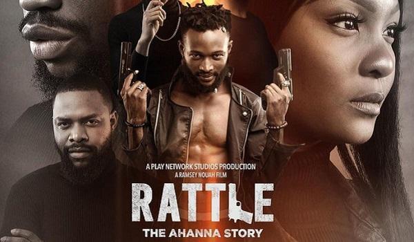 Rattlesnake the Ahanna story