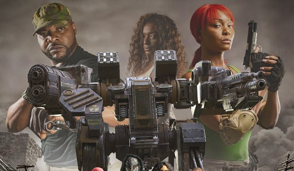 Ratnik Nollywood Science Fiction