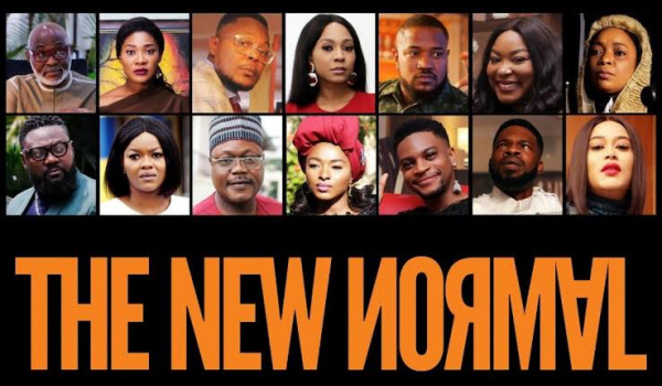 The New Normal Nigerian movie nollyrated