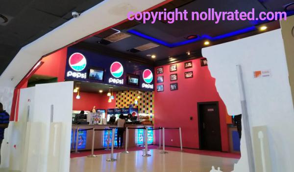 cinemas in Lagos copyright nollyrated - Silverbird Cinemas, Ikeja City Mall