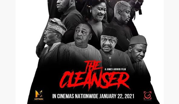 The Cleanser (2021) movies review