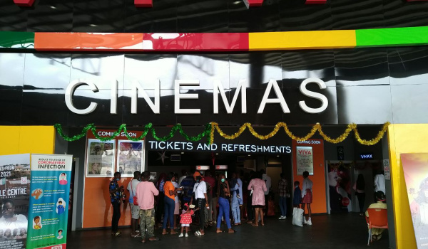 viva cinemas concession