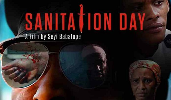 Sanitation Day 2021 movie by Seyi Babatope: the review