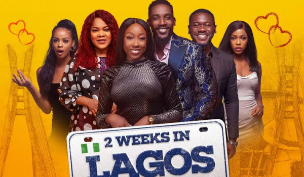 Two Weeks in Lagos movie review on nollyrated