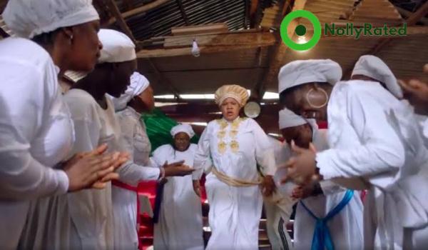 prophetess Nigerian movie