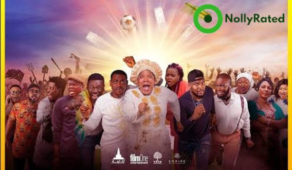 prophetess Nollywood movie 2021
