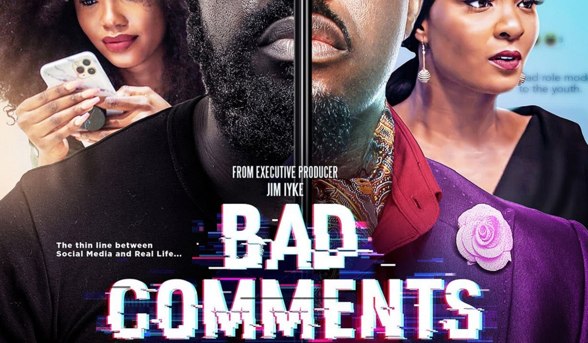 Bad Comments 2021 Movie Review NollyRated